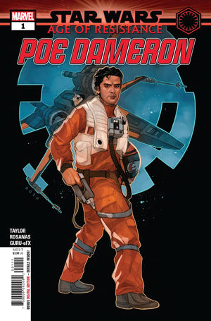 STAR WARS AGE OF RESISTANCE POE DAMERON
