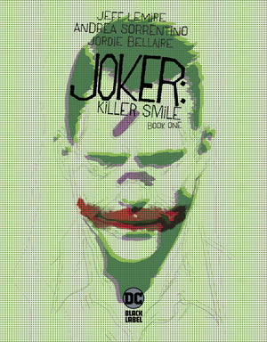 JOKER KILLER SMILE #1 (OF 3) DC BLACK LABEL
