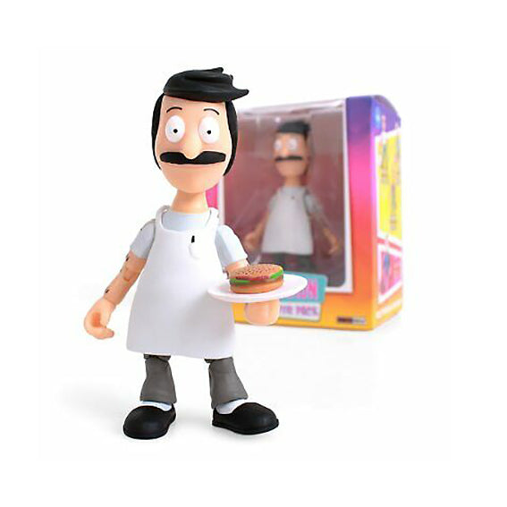 THE LOYAL SUBJECTS FOX ANIMATION BOB'S BURGERS BOB BELCHER 8CM ACTION VINYL