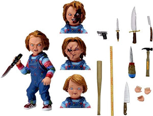 CHUCKY ULTIMATE ACTION FIGURE