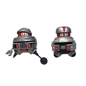 DISNEY SELECT CLASSIC SERIES 1 THE BLACK HOLE V.I.N.CENT WITH BOB ACTION FIGURES