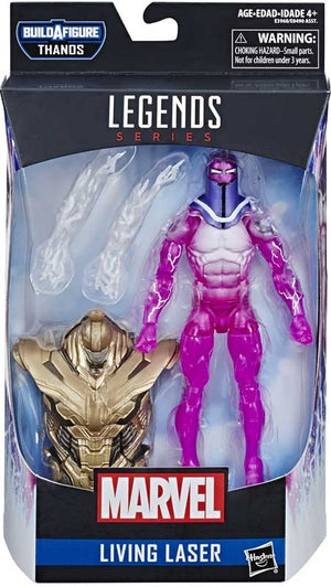 "MARVEL LEGENDS LIVING LASER 6"" ACTION FIGURE ""PRE ORDER MAY 2019"""