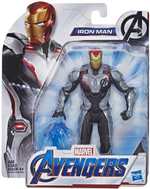 "MARVEL AVENGERS 6"" IRON MAN ACTION FIGURE"