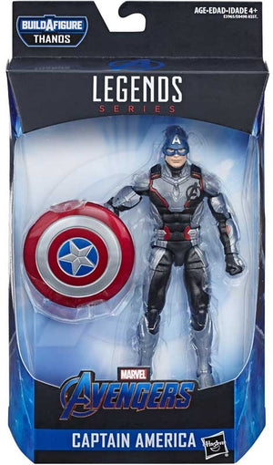 "MARVEL LEGENDS AVENGERS: ENDGAME CAPTAIN AMERICA 6"" ACTION FIGURE ""PRE ORDER MAY 2019"""