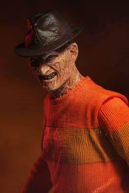 "NIGHTMARE ON ELM STREET FREDDY KRUEGER CLASSIC VIDEO GAME APPERANCE ""PRE ORDER JUNE 2019"""
