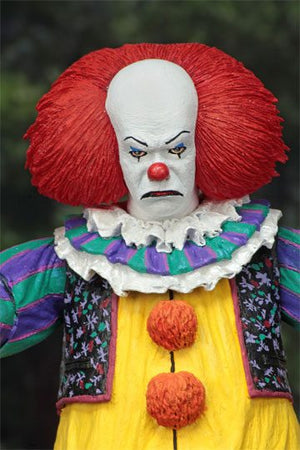 IT 1990 MINISERIES ULTIMATE PENNYWISE ACTION FIGURE