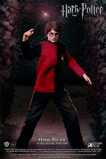 Harry Potter MFM Action Figure 1/8 Harry Potter Triwizard Tournament Ver. 23 cm