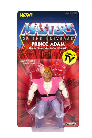 MASTERS OF THE UNIVERSE VINTAGE COLLECTION WAVE 3 PRINCE ADAM ACTION FIGURE