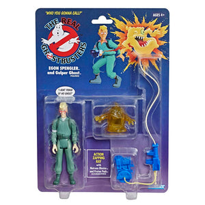 REAL GHOSTBUSTERS KENNER CLASSICS FULL SET OF 6 ACTION FIGURES