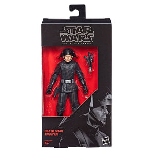STAR WARS THE BLACK SERIES 60 DEATH STAR TROOPER SIX INCH ACTION FIGURE