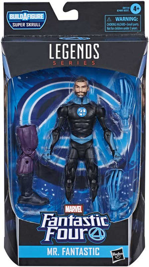"MARVEL LEGENDS FANTASTIC FOUR MR FANTASTIC 6"" ACTION FIGURE"
