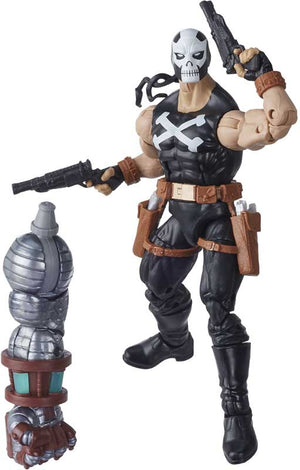 "MARVEL LEGENDS SERIES MARVEL'S CROSSBONES 6"" ACTION FIGURE"