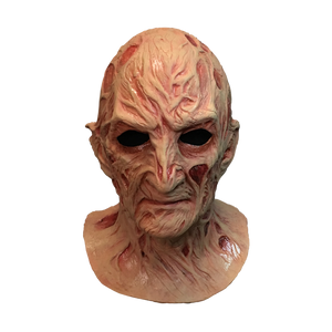 A NIGHTMARE ON ELM STREET 4: THE DREAM MASTER DELUXE FREDDY MASK