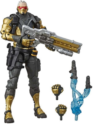 "OVERWATCH ULTIMATES SOLDIER 76 6"" ACTION FIGURE"