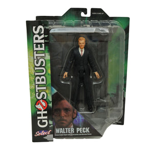 GHOSTBUSTERS SELECT SERIES 4 WALTER PECK ACTION FIGURE
