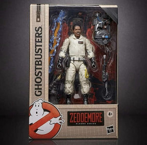 GHOSTBUSTERS PLASMA SERIES WAVE 1 FULL SET OF 6 ACTION FIGURES