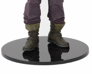 NECA ACTION DISPLAY STANDS ROUND (BLACK) 10 PACK