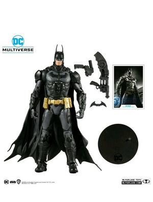 "DC MULTIVERSE BATMAN: ARKHAM ORIGINS BATMAN 7"" ACTION FIGURE"