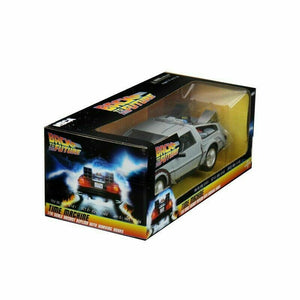 BACK TO THE FUTURE REMOTE CONTROL VEHICLE TIME MACHINE