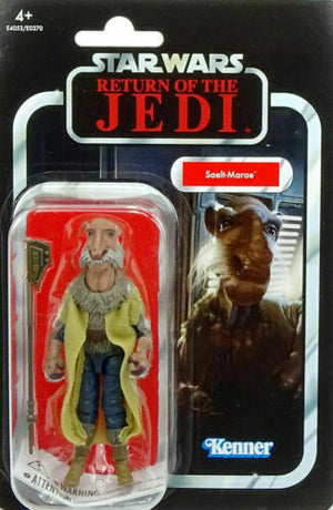 "STAR WARS THE VINTAGE COLLECTION YAK FACE SAELT MARAE 3.75"" ACTION FIGURE"