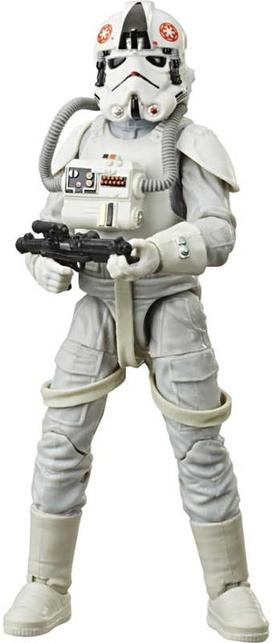 "STAR WARS THE EMPIRE STRIKES BACK 40TH ANNIVERSARY AT-AT DRIVER 6"" ACTION FIGURE"