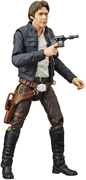"STAR WARS THE EMPIRE STRIKES BACK 40TH ANNIVERSARY HAN SOLO 6"" ACTION FIGURE"