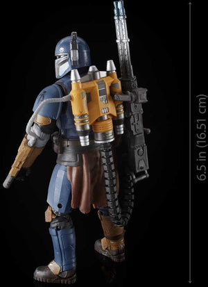 STAR WARS THE BLACK SERIES HEAVY INFANTRY MANDALORIAN ACTION FIGURE