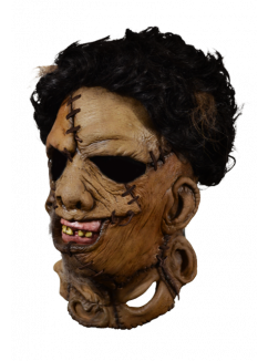THE TEXAS CHAINSAW MASSACRE 2 LEATHERFACE MASK