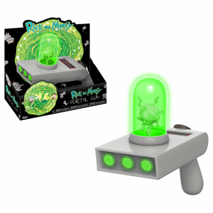 FUNKO RICK AND MORTY PORTAL GUN REPLICA