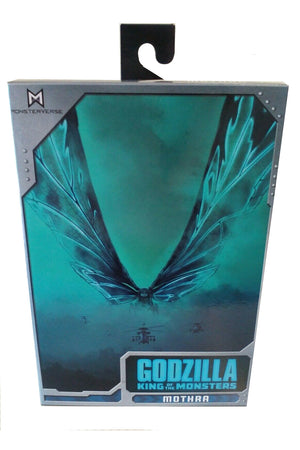 GODZILLA: KING OF THE MONSTERS MOTHRA (POSTER VERSION) ACTION FIGURE