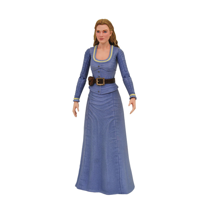 "WESTWORLD SELECT SERIES 1 DELORES 7"" ACTION FIGURE"