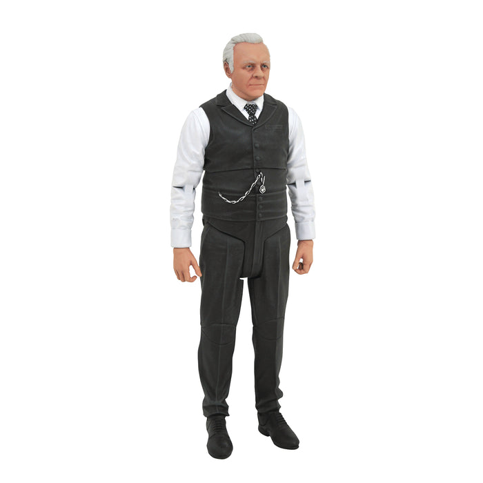"WESTWORLD SELECT SERIES 1 DR. ROBERT FORD 7"" ACTION FIGURE"