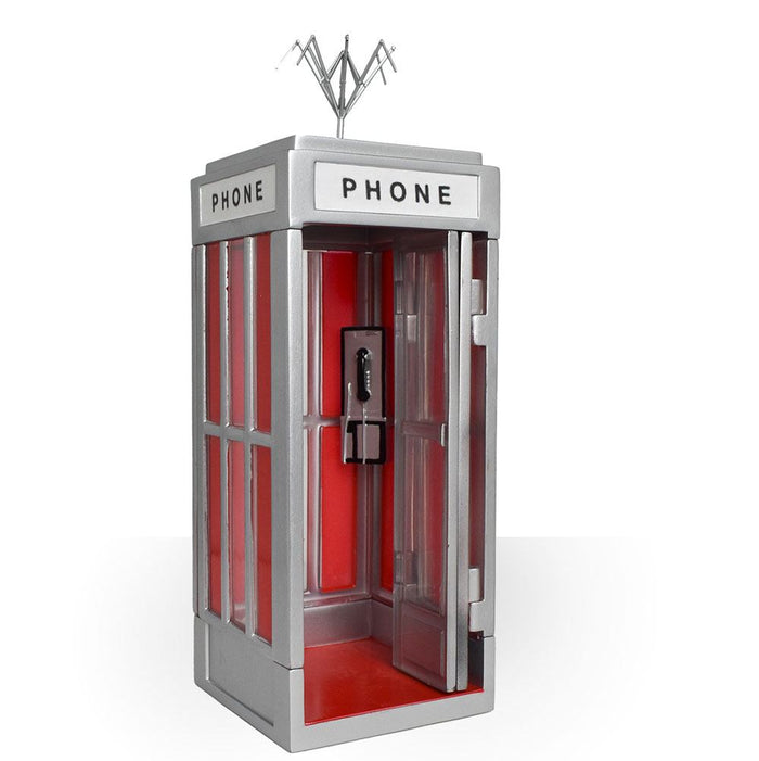 "BILL & TED'S EXCELLENT ADVENTURE FIGBIZ PHONE BOOTH ""PRE-ORDER NOV/DEC 2020 APPROX"""