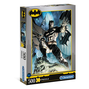 DC COMICS JIGSAW PUZZLE BATMAN 500 PIECES