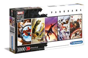 MARVEL 80TH ANNIVERSARY PANORAMA PUZZLE