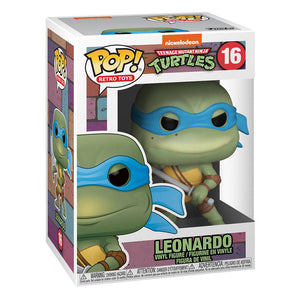 POP! TEENAGE MUTANT NINJA TURTLES 16 LEONARDO VINYL FIGURE