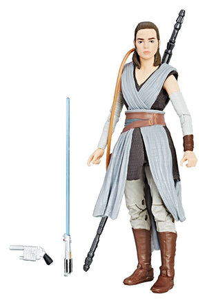 Star Wars The Black Series #44 Rey Jedi Training Action Figure