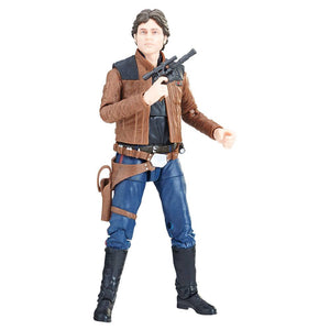 Star Wars The Black Series 62 Han Solo Action Figure