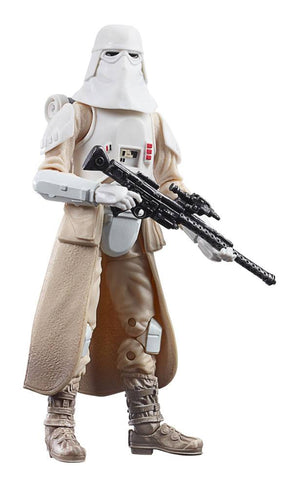 "STAR WARS THE BLACK SERIES EPISODE V 40TH IMPERIAL SNOWTROOPER 6"" ACTION FIGURE"