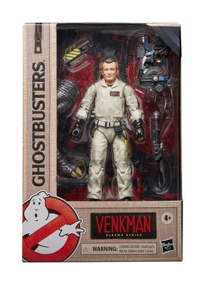 "GHOSTBUSTERS PLASMA SERIES PETER VENKMAN 6"" ACTION FIGURE"