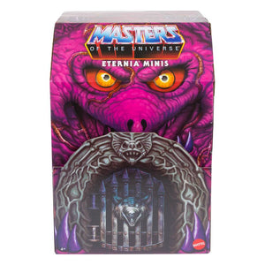 "MASTERS OF THE UNIVERSE ETERNIA MINIS WAVE 2 SNAKE MOUNTAIN CASE OF 18 ""PRE-ORDER NOV/DEC 2020 APPROX"""