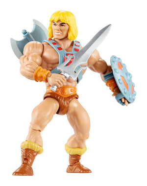 "MASTERS OF THE UNIVERSE ORIGINS 2020 HE-MAN ACTION FIGURE ""PRE-ORDER APR/MAY 2021 APPROX"""