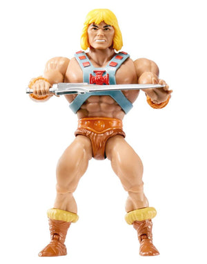 "MASTERS OF THE UNIVERSE ORIGINS 2020 HE-MAN ACTION FIGURE ""PRE-ORDER JAN/FEB 2021 APPROX"""