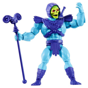 "MASTERS OF THE UNIVERSE ORIGINS 2020 SKELETOR ACTION FIGURE ""PRE-ORDER APR 2021 APPROX"""