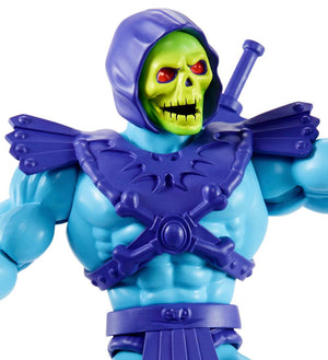 "MASTERS OF THE UNIVERSE ORIGINS 2020 SKELETOR ACTION FIGURE ""PRE-ORDER DEC/JAN 2020 APPROX"""