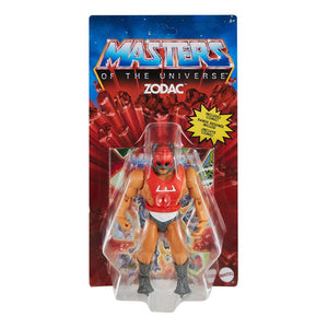 MASTERS OF THE UNIVERSE ORIGINS ZODAC 14CM ACTION FIGURE
