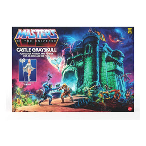 "MASTERS OF THE UNIVERSE ORIGINS: CASTLE GRAYSKULL ""PRE-ORDER Q2 2021 APPROX"""
