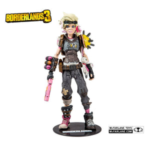 BORDERLANDS TINY TINA 18CM SCALE ACTION FIGURE