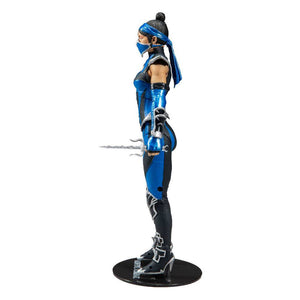 "MORTAL KOMBAT 3 KITANA 18CM ACTION FIGURE ""PRE-ORDER SEP/OCT 2020 APPROX"""