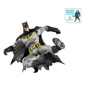 "DC MULTIVERSE BATMAN (DARK NIGHTS: METAL) BUILD A FIGURE (MERCILESS) 18 CM ACTION FIGURE ""PRE-ORDER OCT 2020 APPROX"""